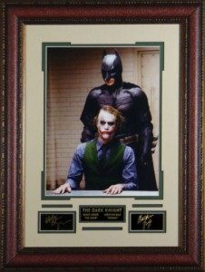 "The Dark Knight ""Joker Interrogation"" Masterpiece Collage"