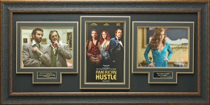 American Hustle Cast Signed Masterpiece Collage