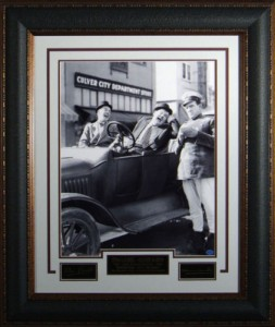 Laurel and Hardy Masterpiece Collage