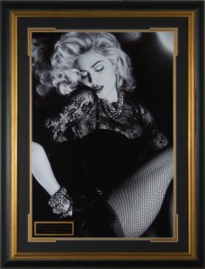 Madonna Masterpiece Collage