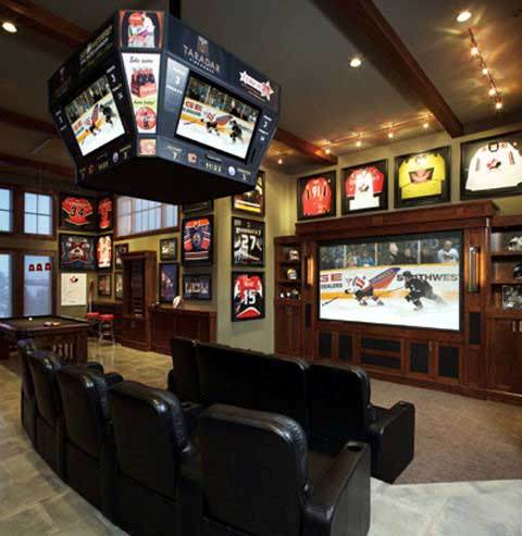 Gimme That Man Cave Optimal Fundraising Group