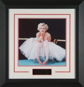 "Marilyn Monroe ""Ballerina"" Masterpiece Collage"