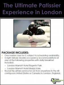 Patissier Experience in London