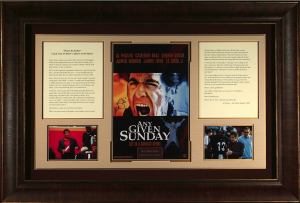 Any Given Sunday Motivational Quote Masterpiece Collage