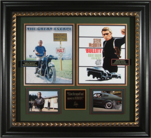 Steve McQueen Masterpiece Collage