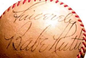 Babe-Ruth-Autographed-Memorabilia